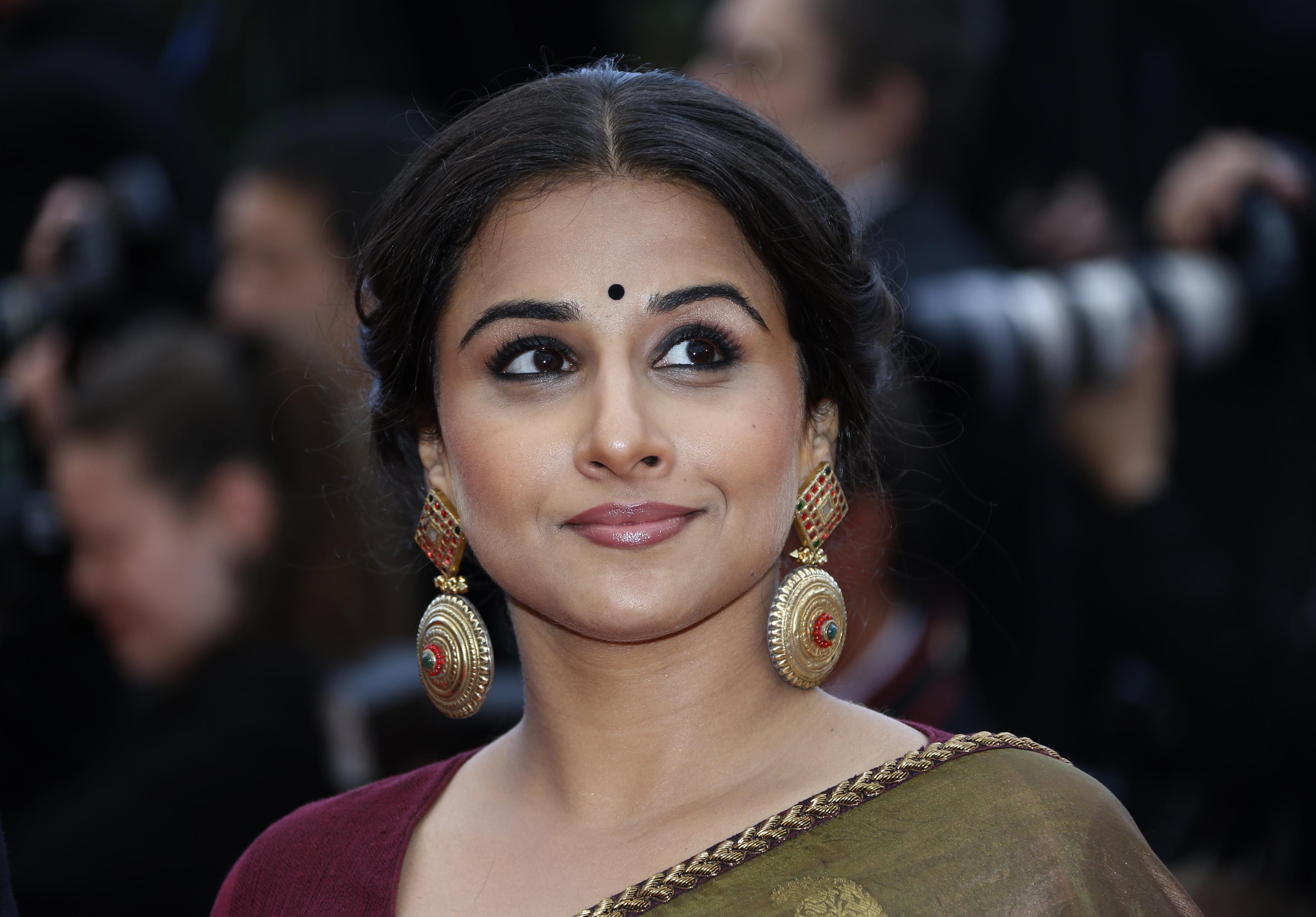 Vidya Balan challenges sexism in bureaucracy