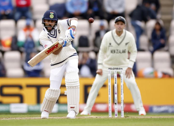 Cricket - ICC World Test Championship Final - India v New Zealand - Rose Bowl, Southampton, Britain - June 19, 2021 India's Virat Kohli in action Action Images via Reuters/John Sibley