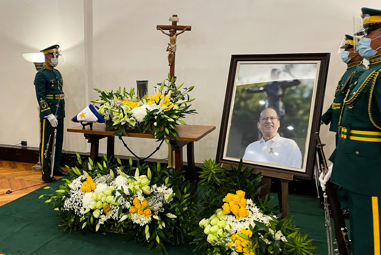 Philippines Ex-president Benigno Aquino Noynoy dies at 61