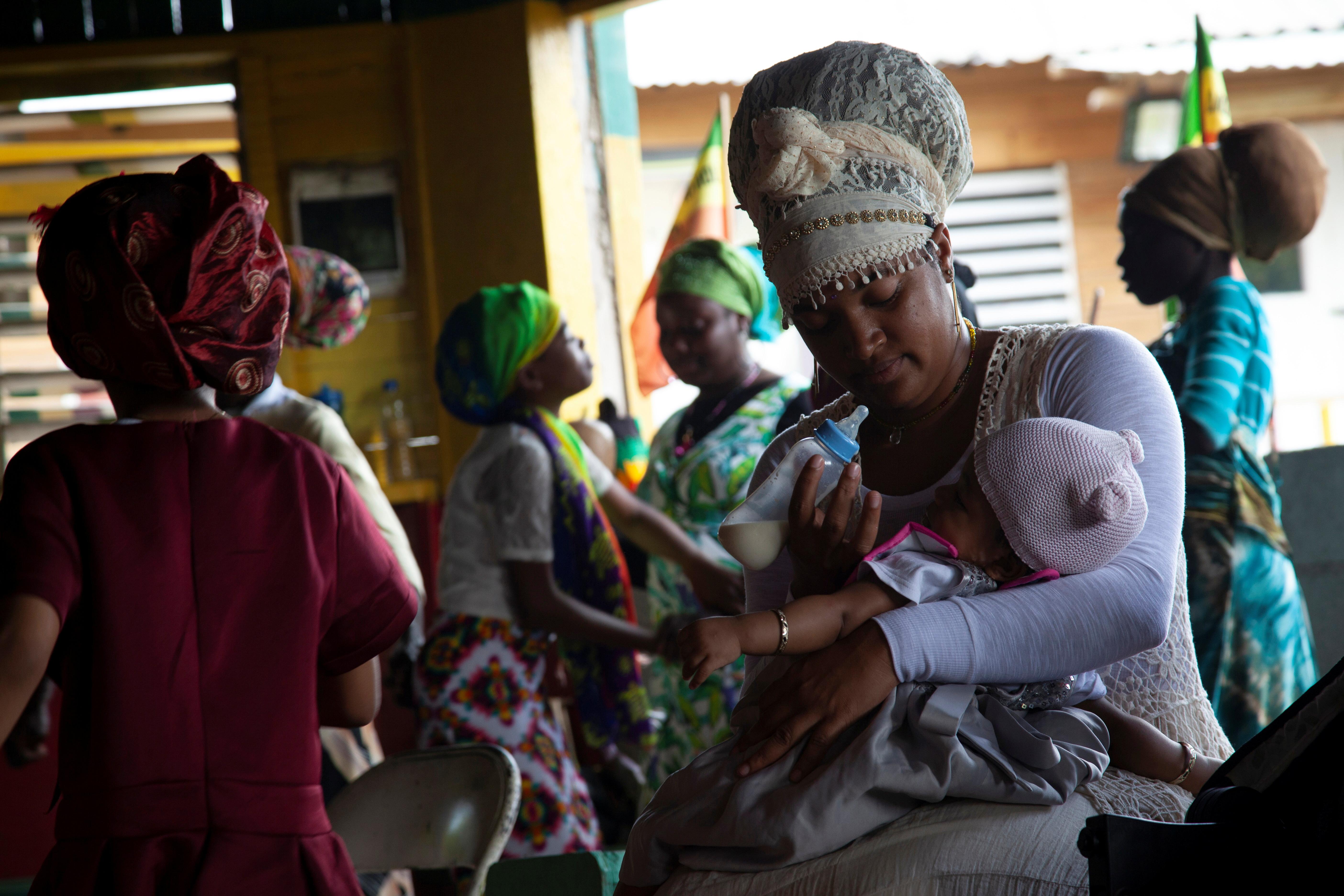 Rastafari distrust of Western medicine contributes to Jamaica vac