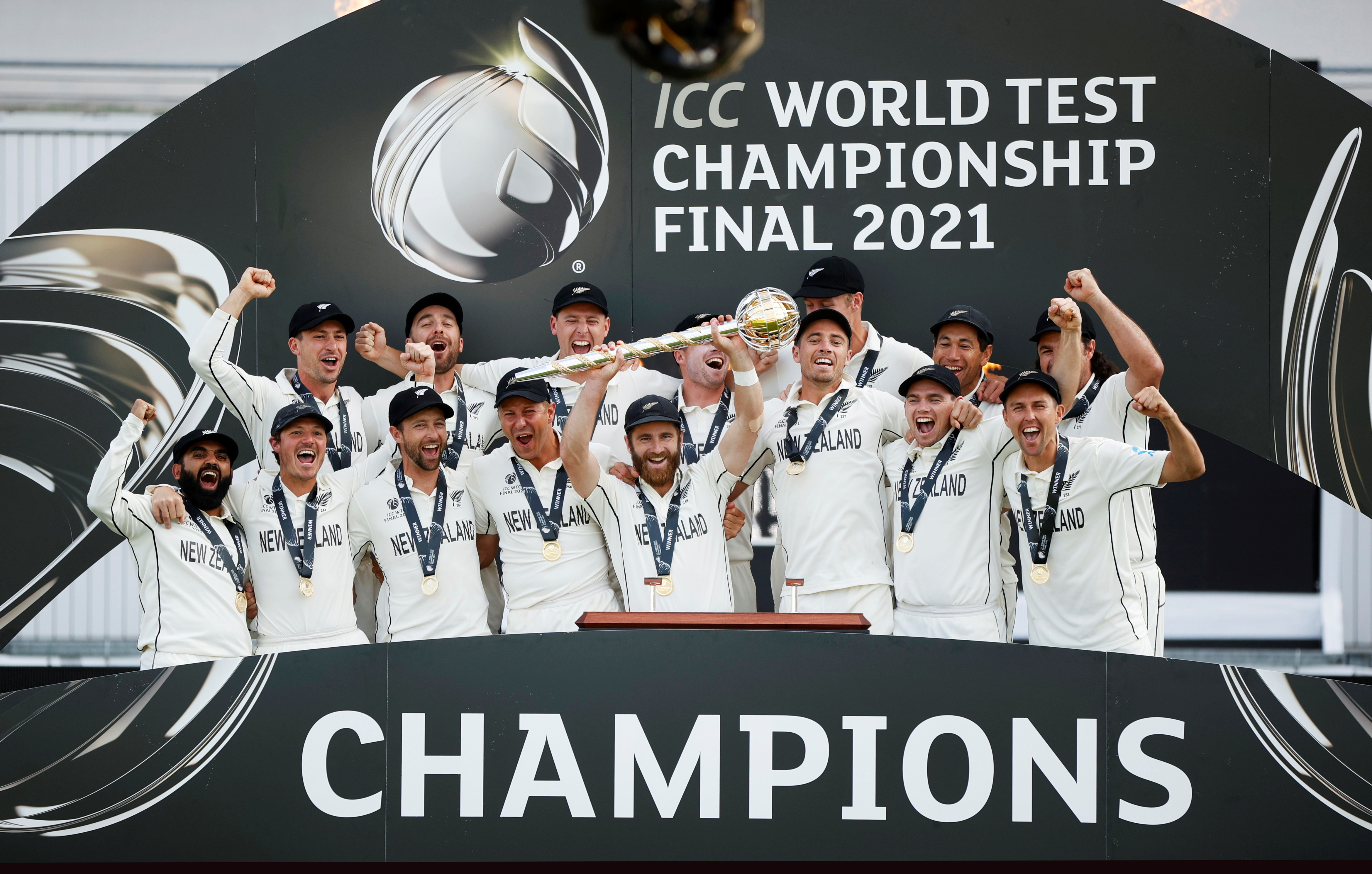 Cricket-New Zealand's WTC triumph shows nice guys can finish first