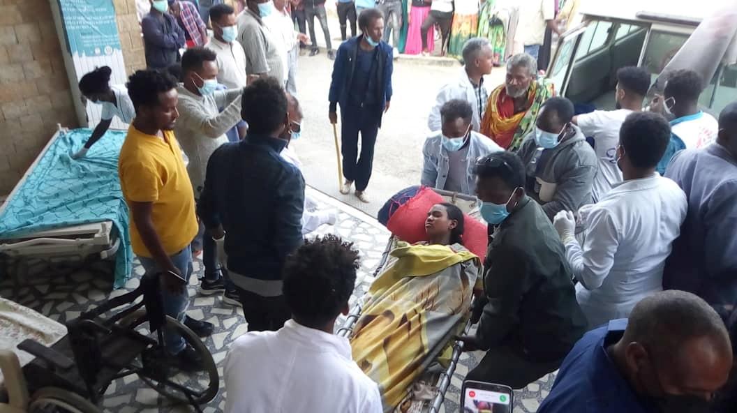 WHO describes Ethiopia's health care access blockage as 'unaccept