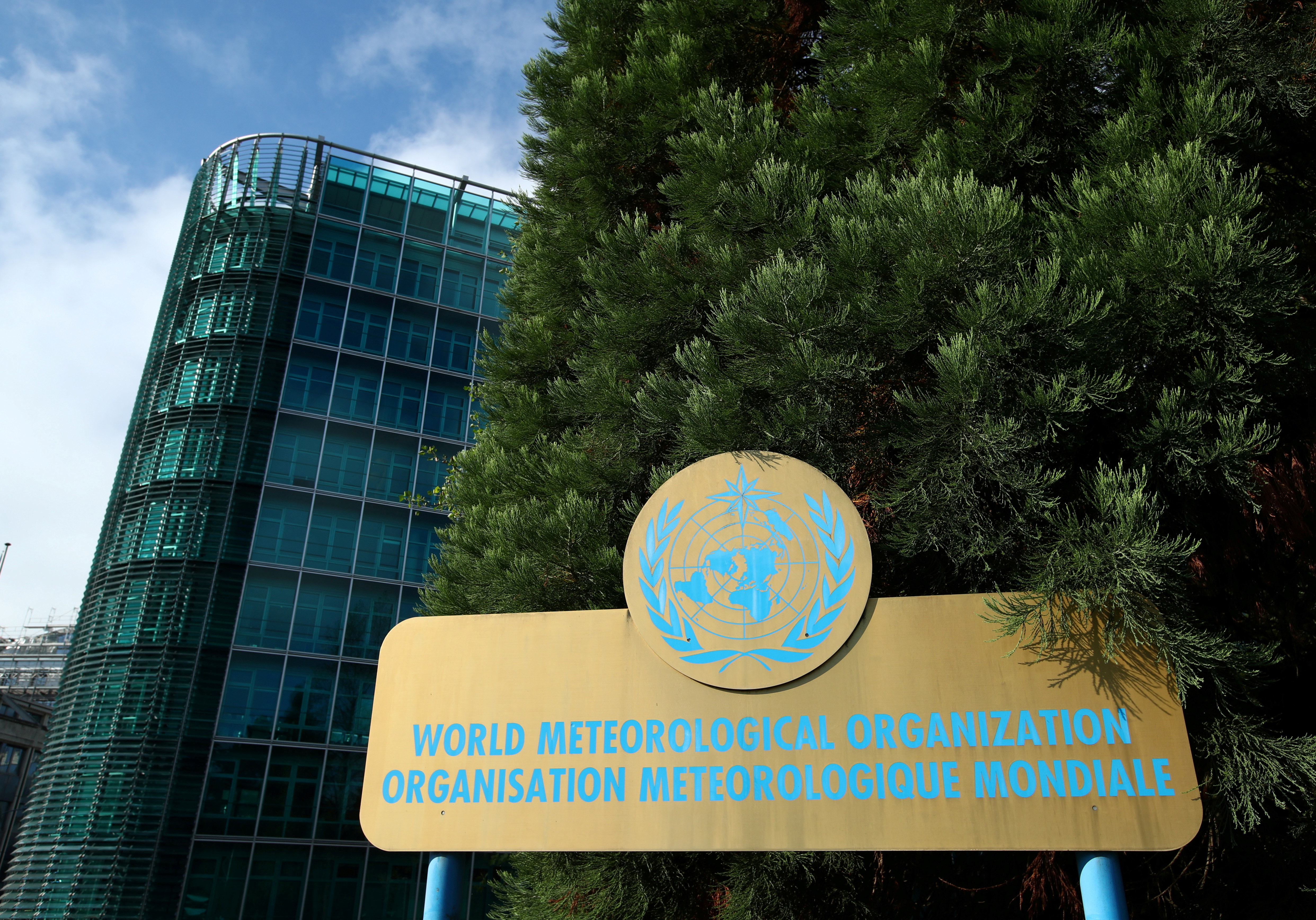 U.N. weather agency plans to fill