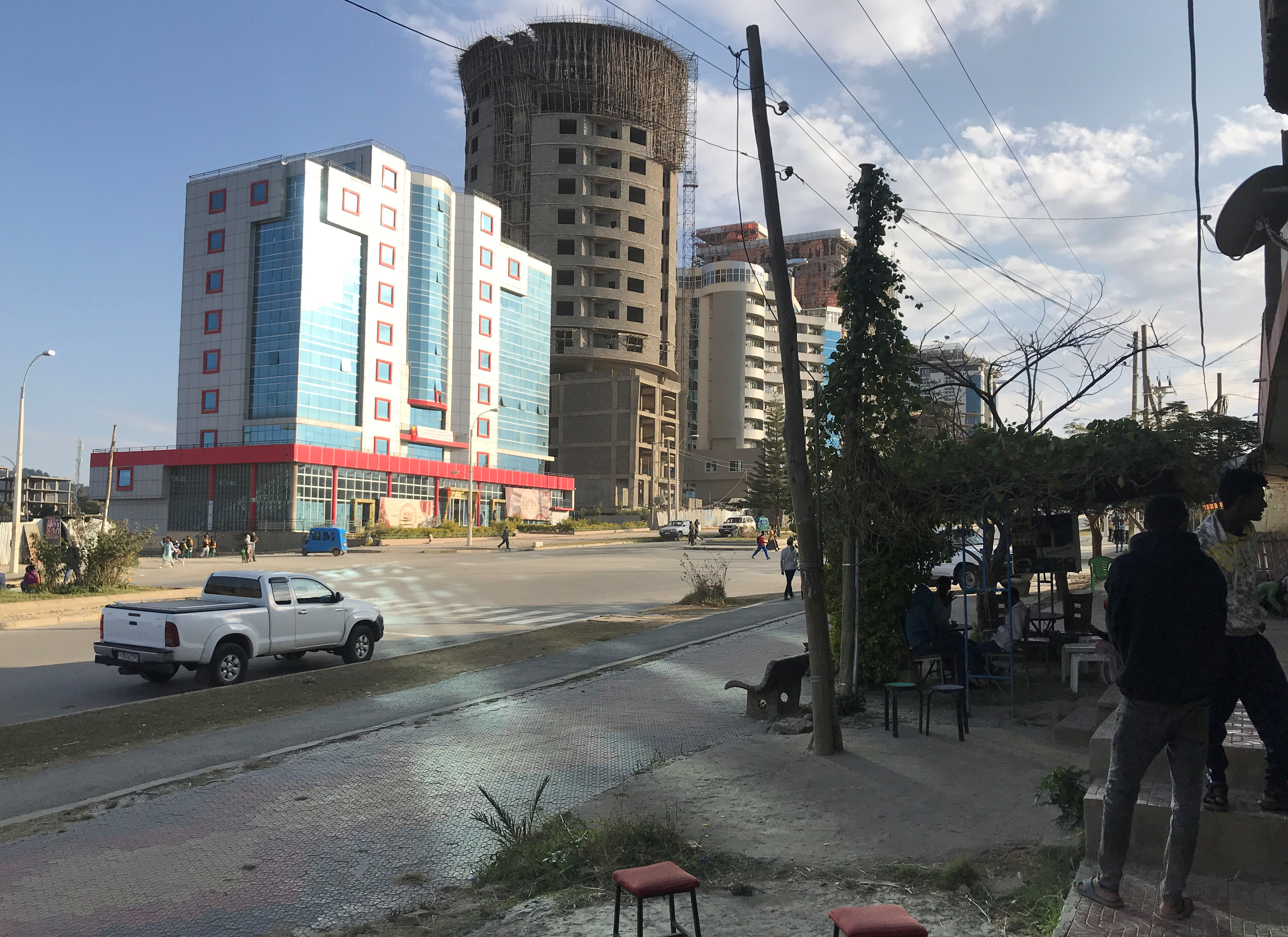Tigray's former rulers back in Mekelle, Ethiopian government decl