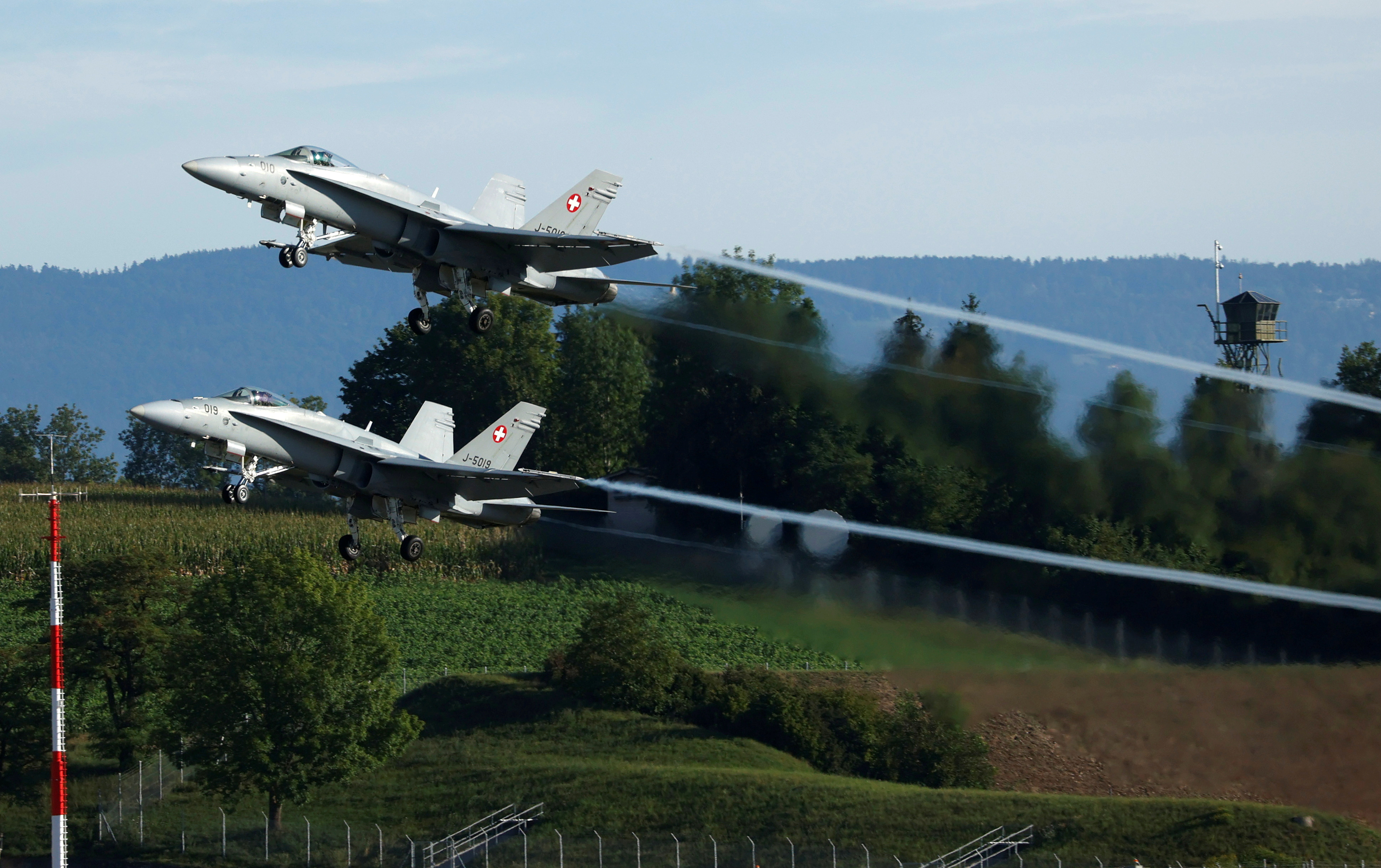 Swiss go American after deciding to buy F-35A fighter jets and Patriot missiles