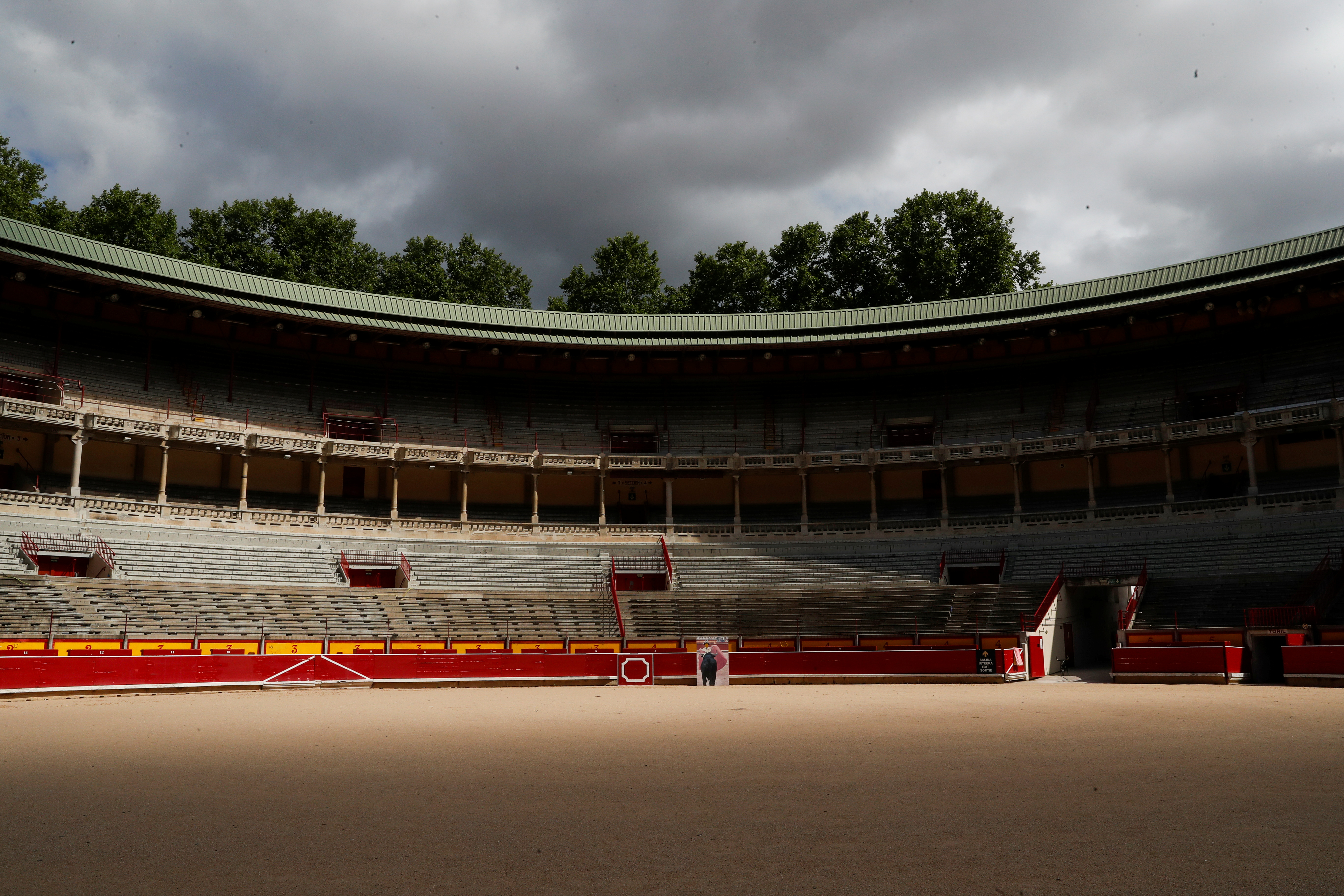 Spain's cancelled bull-running fiesta leaves streets empty, feelings mixed