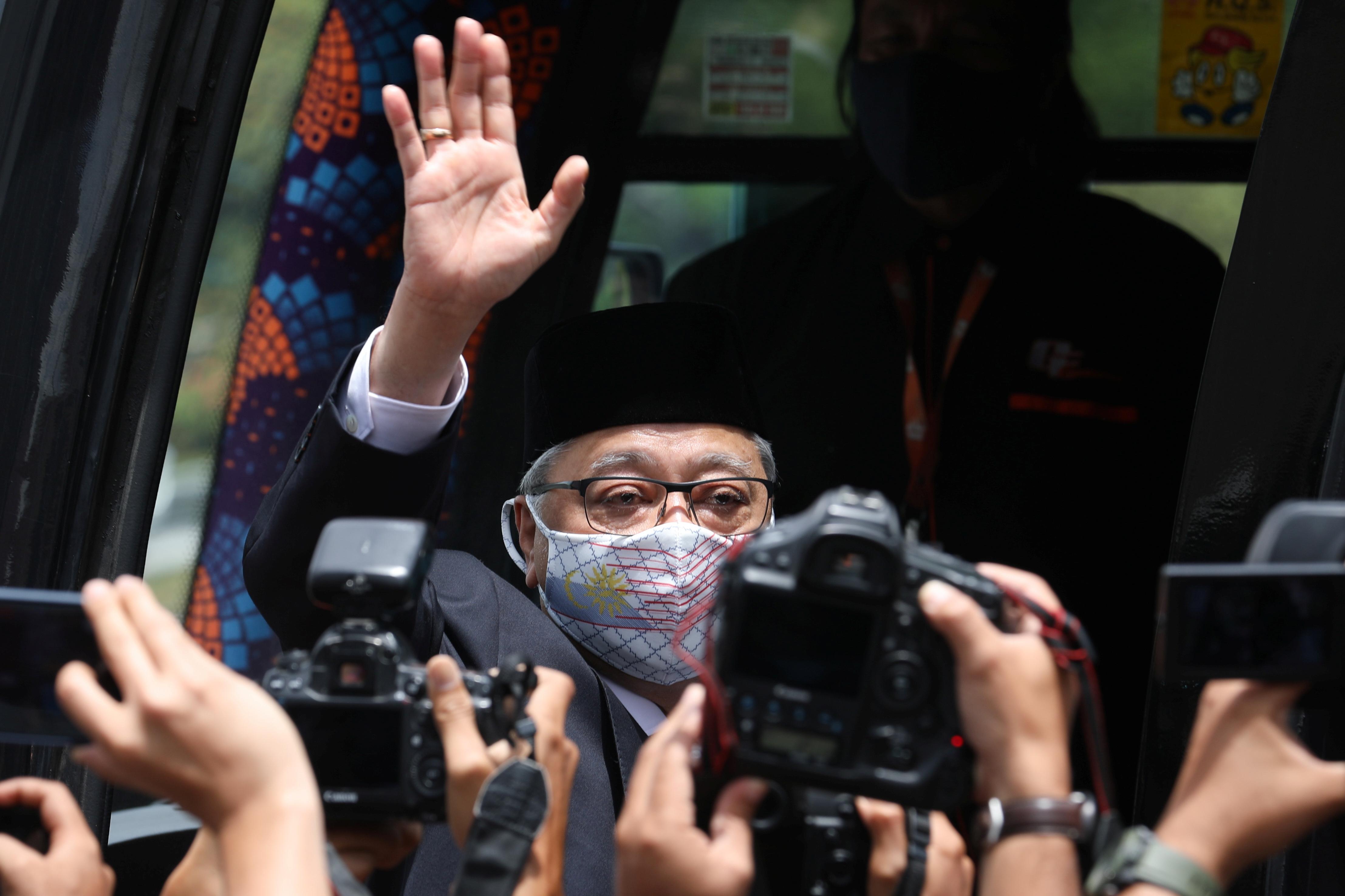 Former Malaysia Deputy PM Ismail Sabri poised to clinch premiership