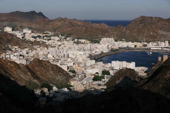 FILE PHOTO: General view of old Muscat, Oman, January 12, 2020. REUTERS/Christopher Pike/File Photo