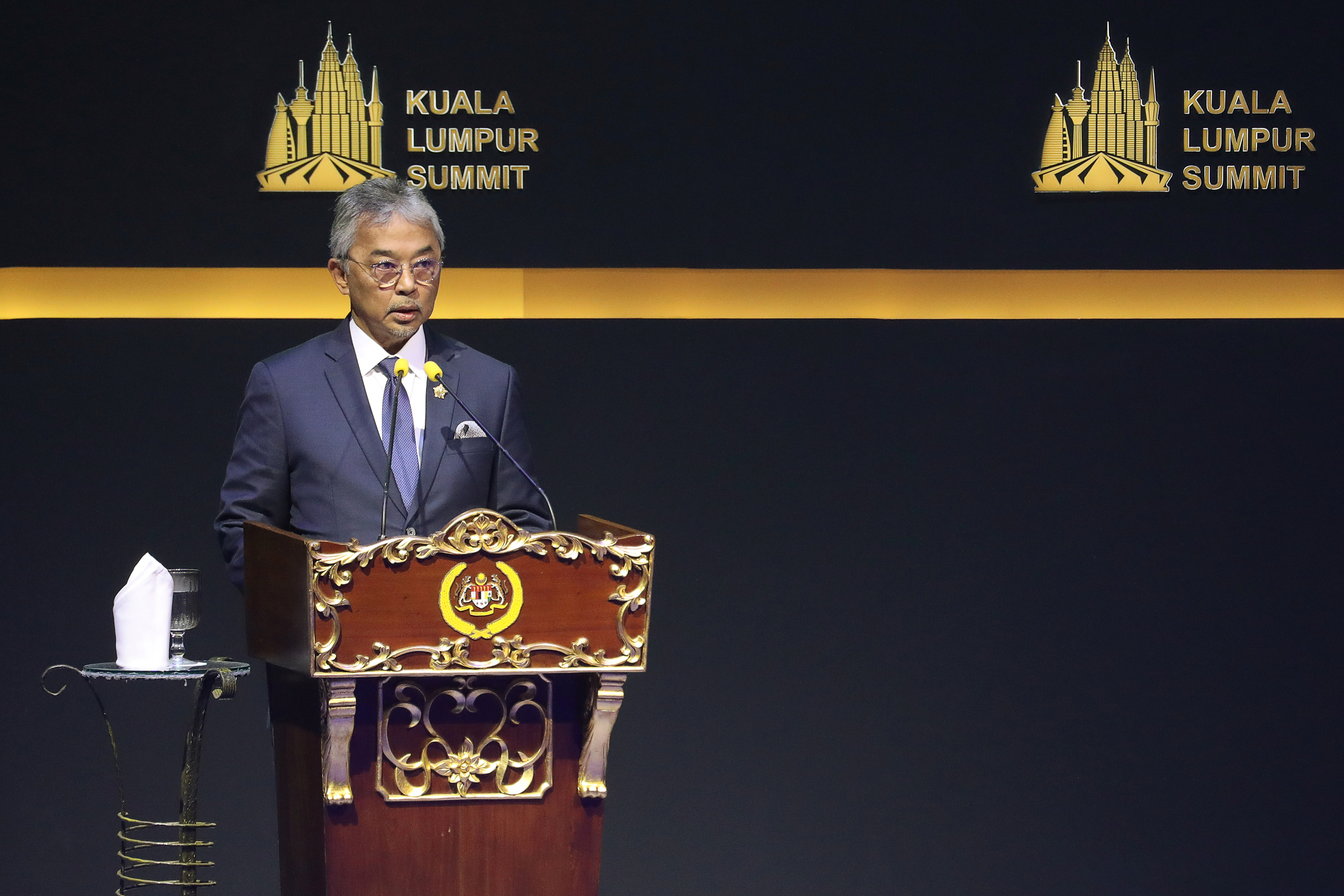 Malaysia's new prime minister brings graft-tainted party back to power