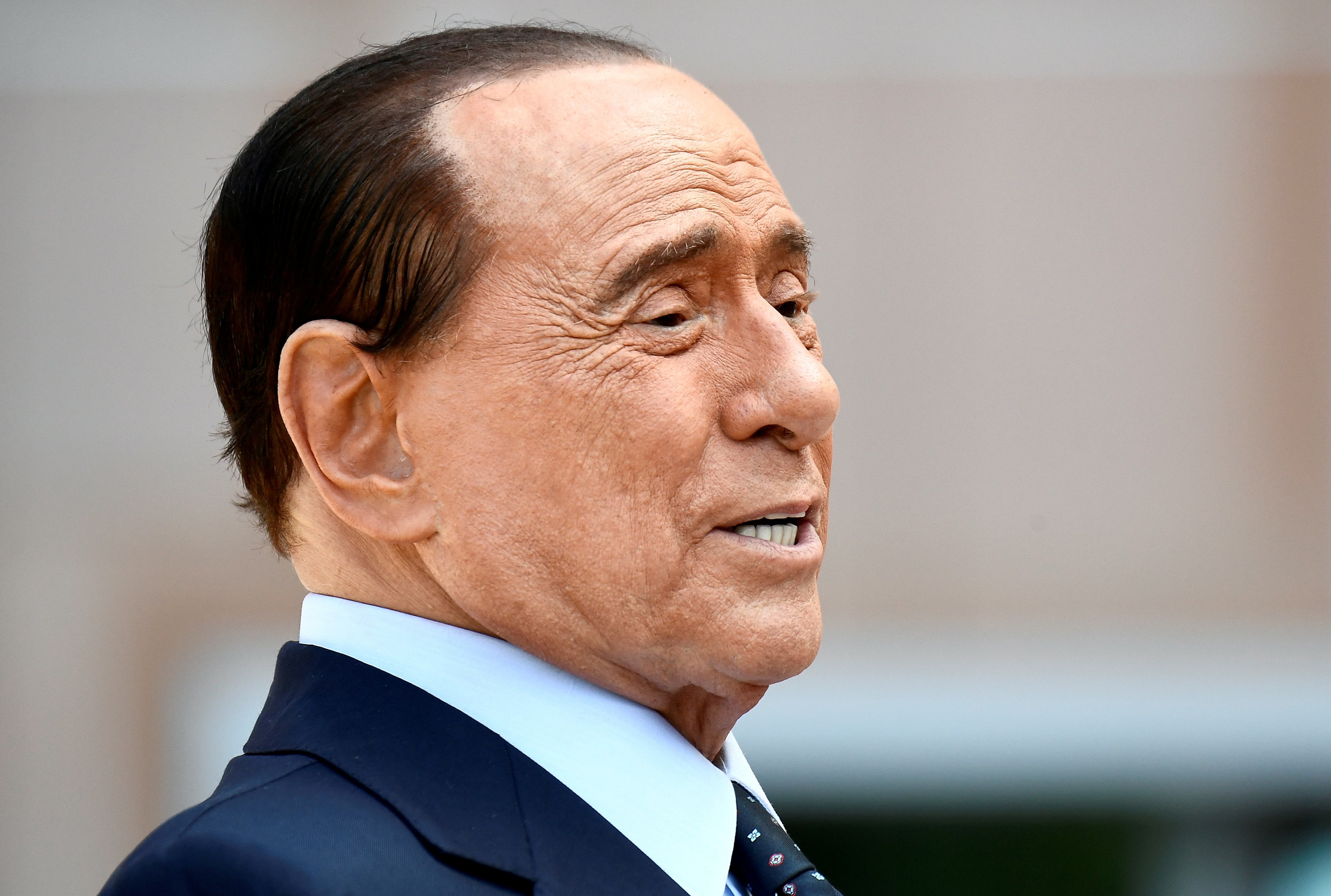 Italy former PM Berlusconi discharged after brief hospital stay