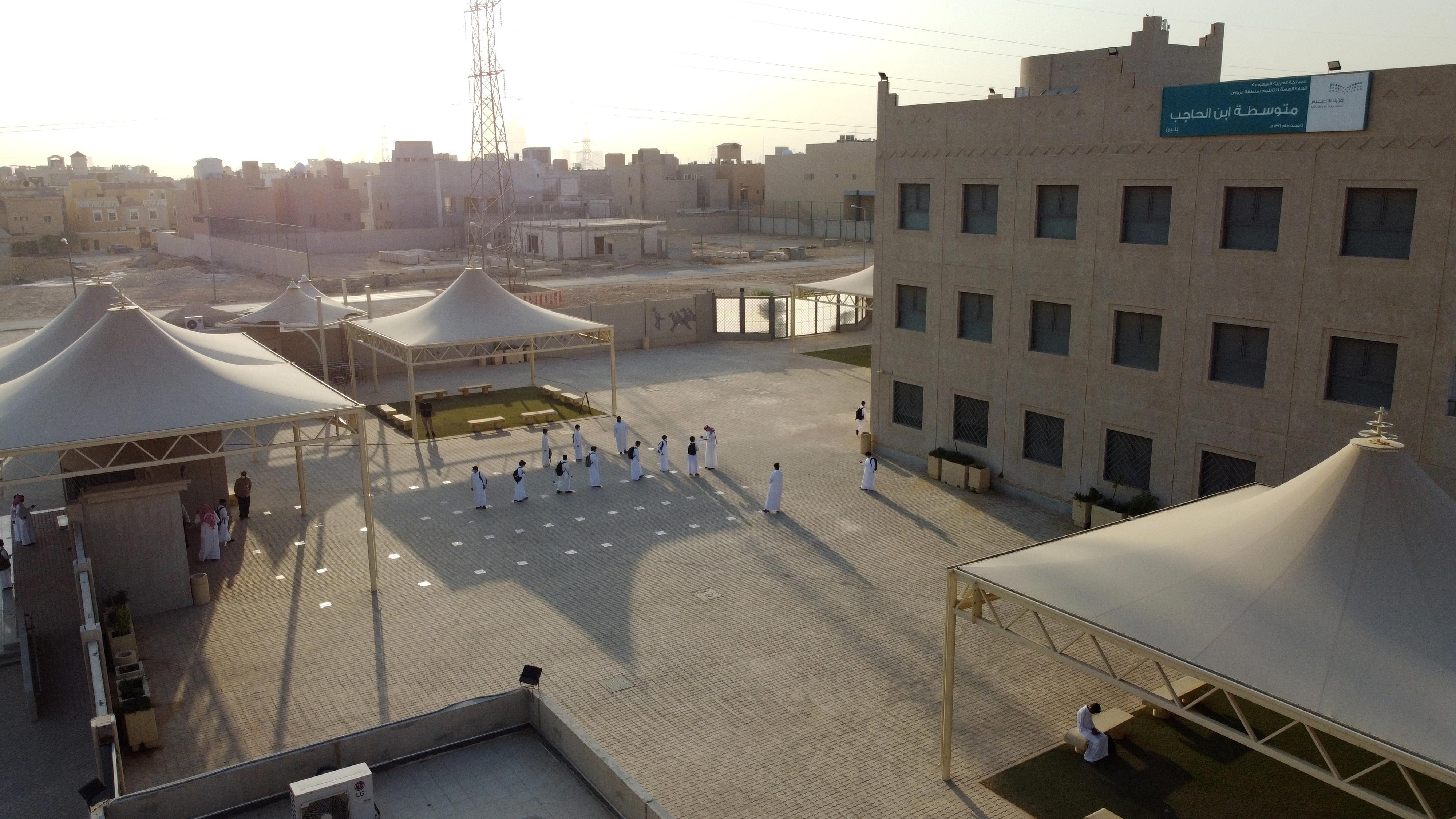 6 million students return to school in the Kingdom of Saudi Arabi