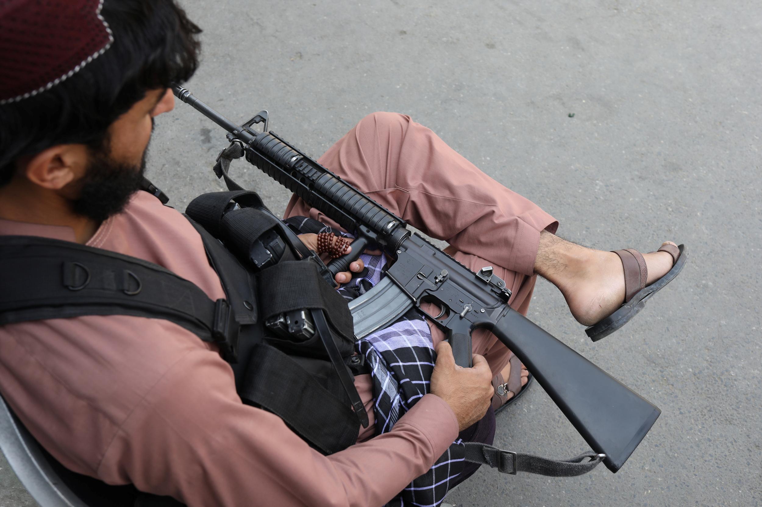 At least 17 killed in celebratory gunfire in Kabul - reports