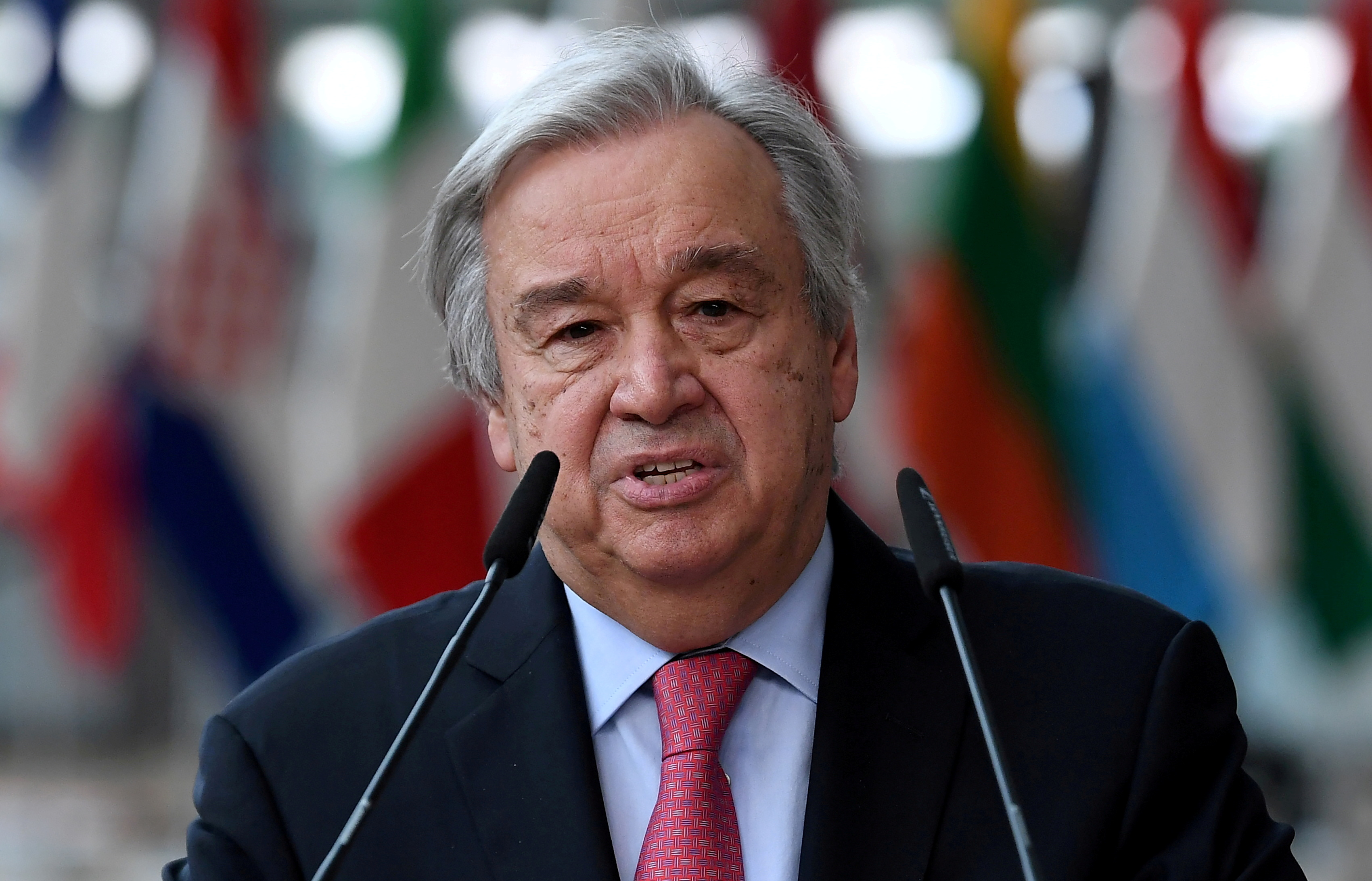 U.N. chief urges China, US to keep bilateral spats out of climate fight