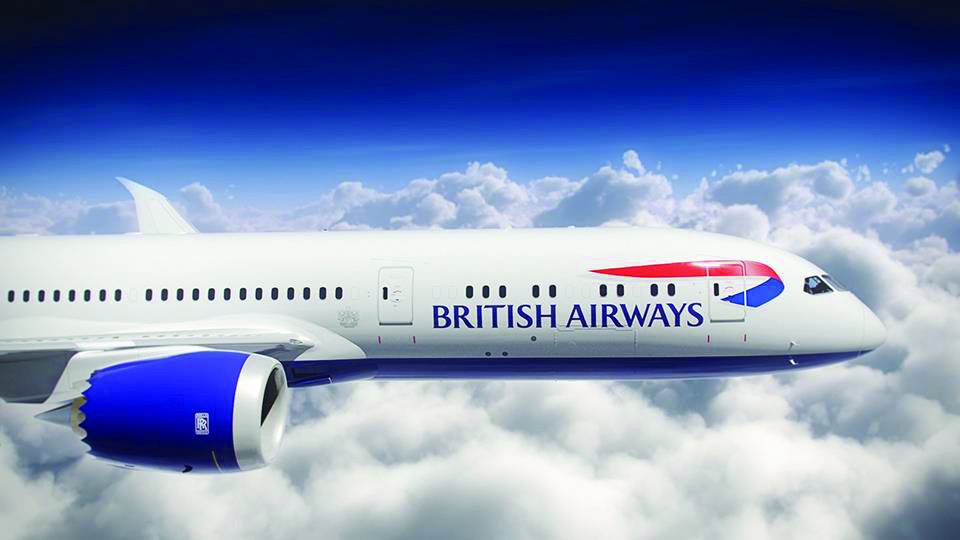 "BRITISH AIRWAYS EXTENDS ""DREAM FLIGHT"" TO MUMBAI"