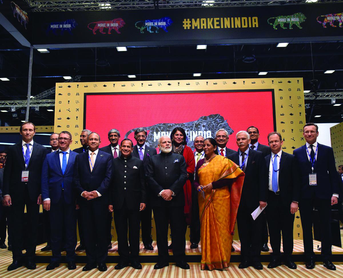 ECONOMIC FORUM SEEKS TO STRENGTHEN TIES BETWEEN INDIA AND RUSSIA