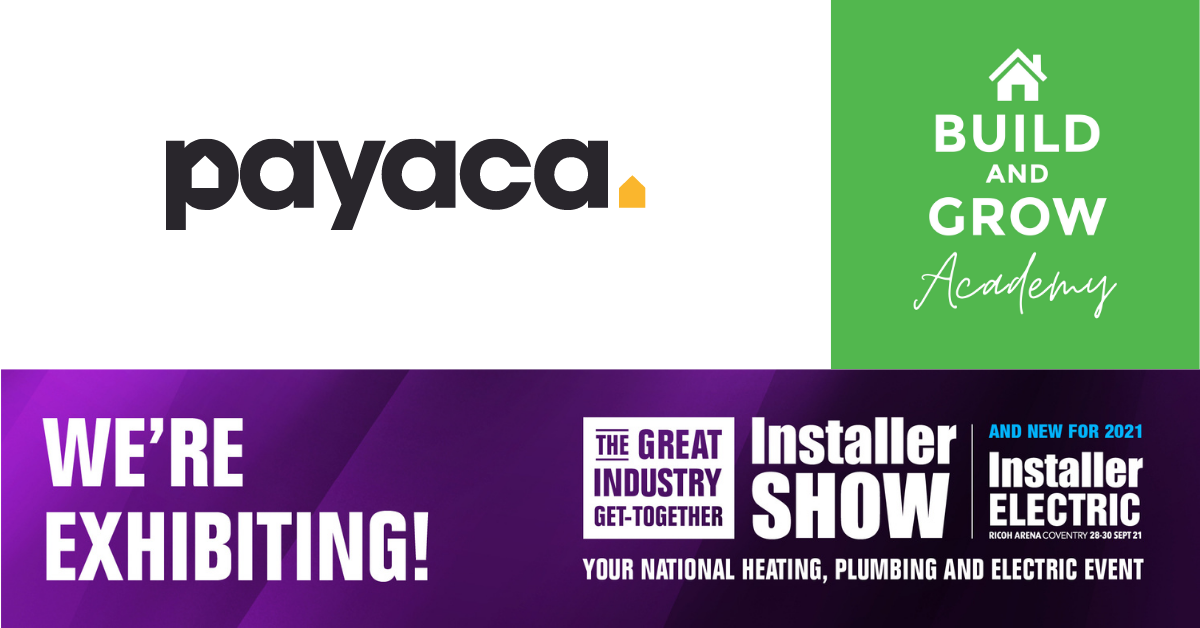 Payaca at Installer Show 2021 - What's in store?
