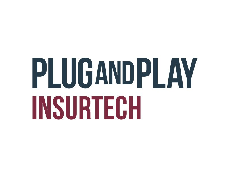 Plug and Play Insurtech Logo