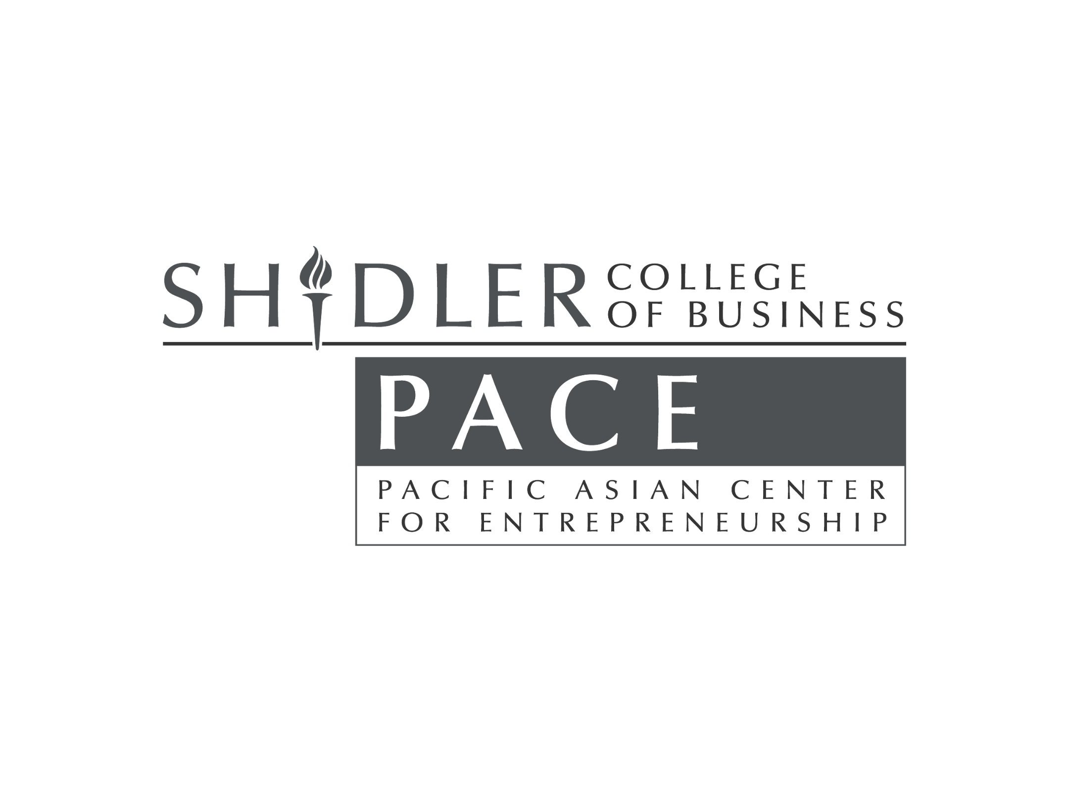 Shidler College of Business, the Pacific Asian Center for Entrepreneurship