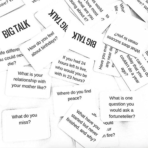 Big Talk Game