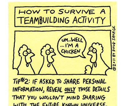 10 Reasons Why You SHOULD NOT Have Team Building Activities For Your Team Members