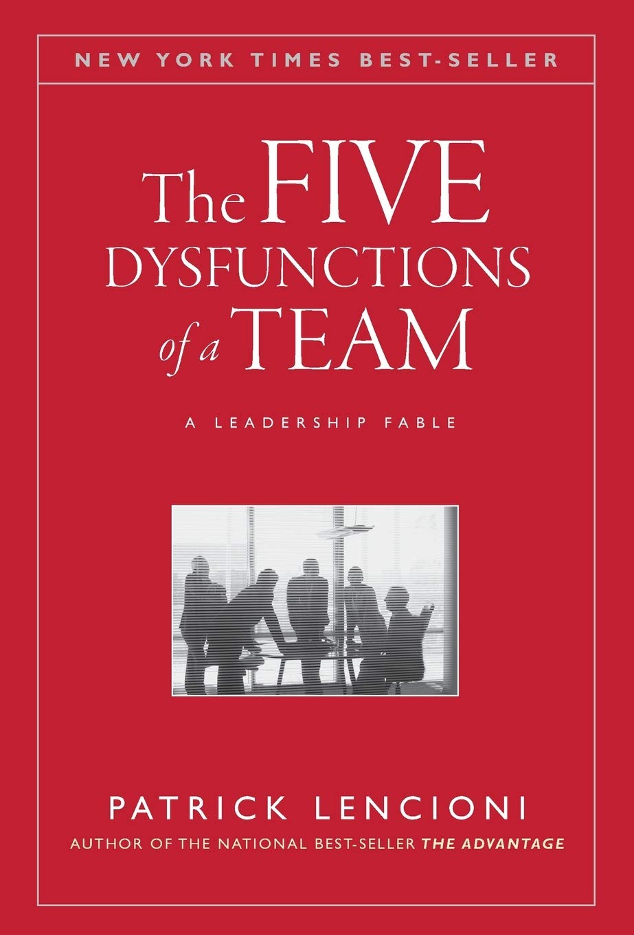 The Five Dysfunctions of a Team - Book Notes