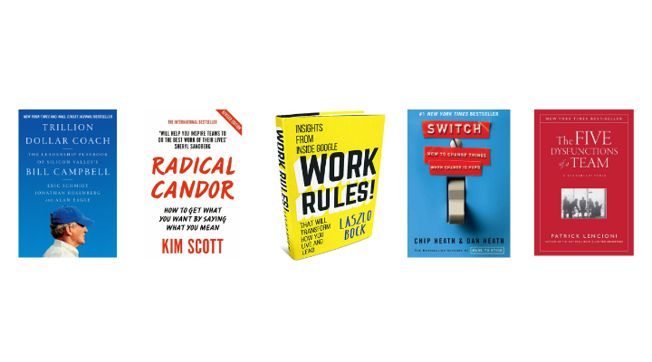 5 People & Culture Books For Founders in 2021 - WITH BOOK NOTES