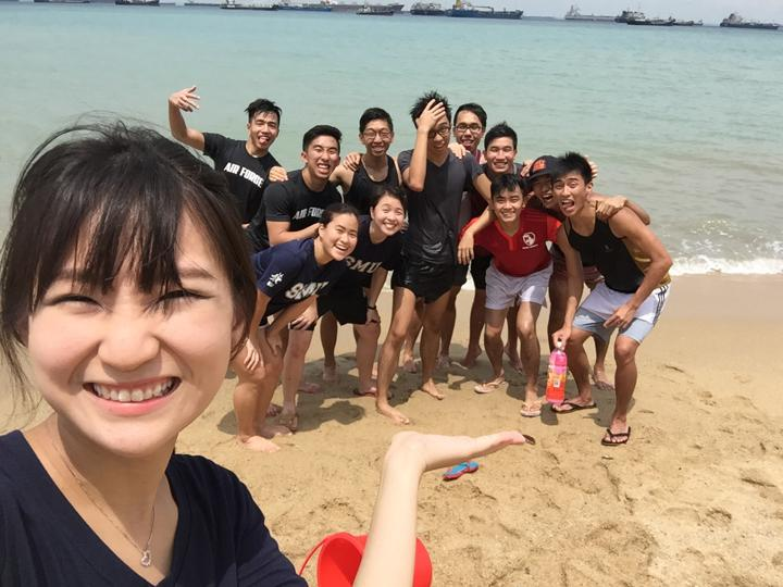 Reactor School Team Building - Beach Day