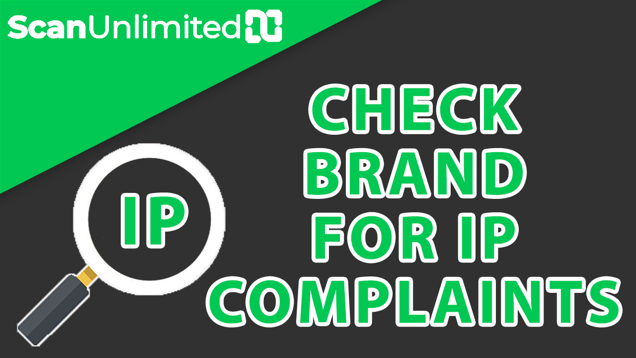 Prevent IP Alerts and Complaints Before Sourcing a Product ⚠️
