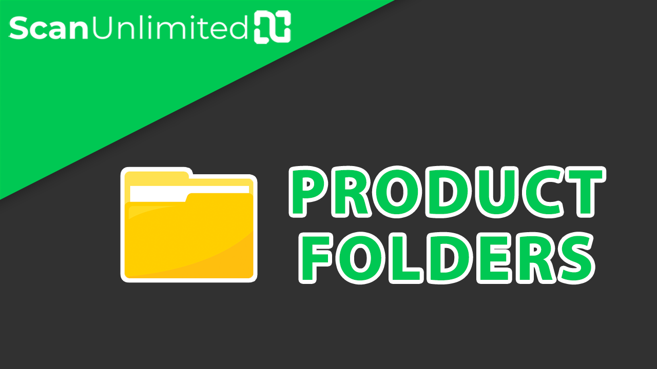 Introducing Product Folders 🗂🎉