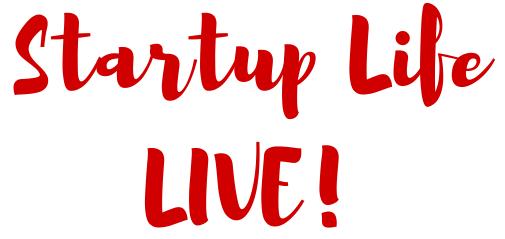 Startup Life Live logo