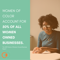 Women of color owned businesses