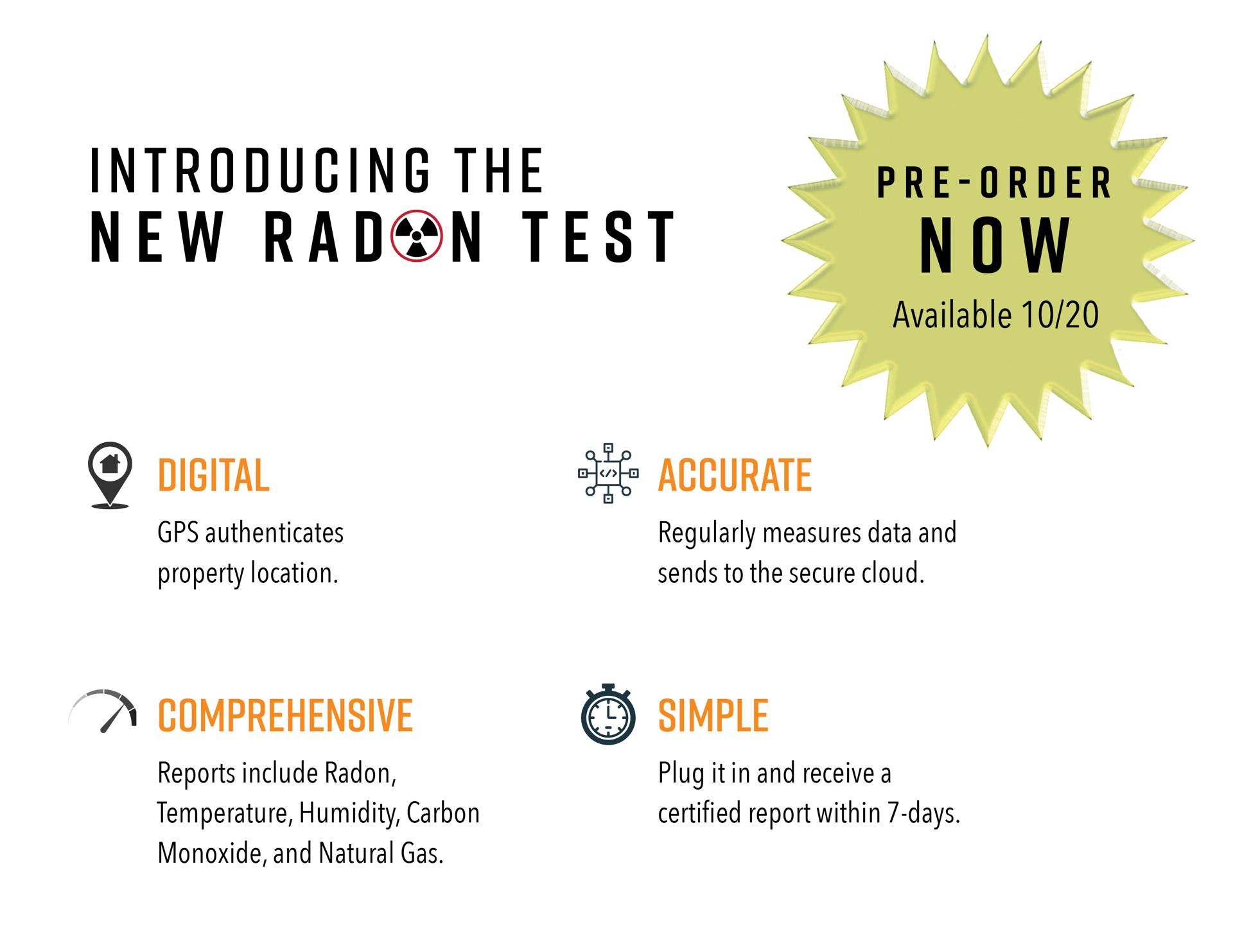 Intro Radon Test