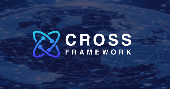 On October 6, 2020, Datachain launched Cross Framework, a framework that enables the development of cross-chain smart contracts that reference data and execute functions distributed across different blockchains without relying on a specific centralized system, and applied for a patent for its application to transaction systems.  Datachain will continue to contribute to the advancement of blockchain implementation in society by promoting research and development centered on the Cross Framework and releasing this technology as OSS.