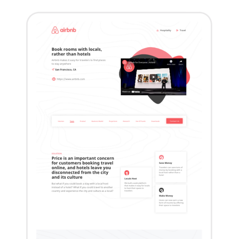 Airbnb Example Thumbnail
