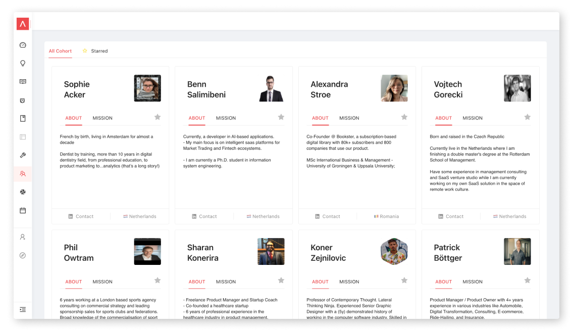 Find a co-founder Startup Course