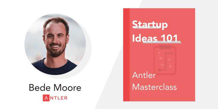 Startup Masterclass Ideas