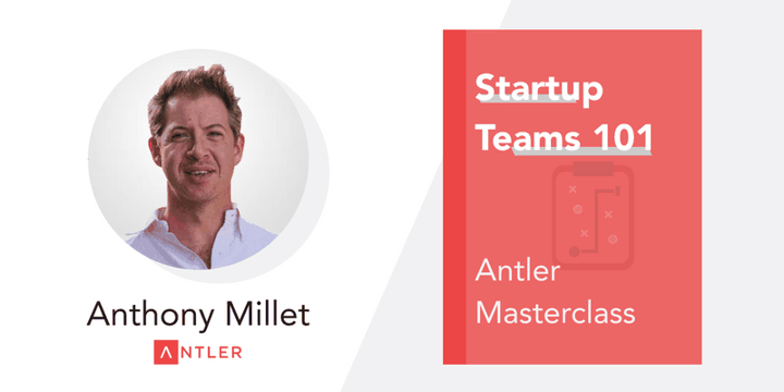 Building a startup team