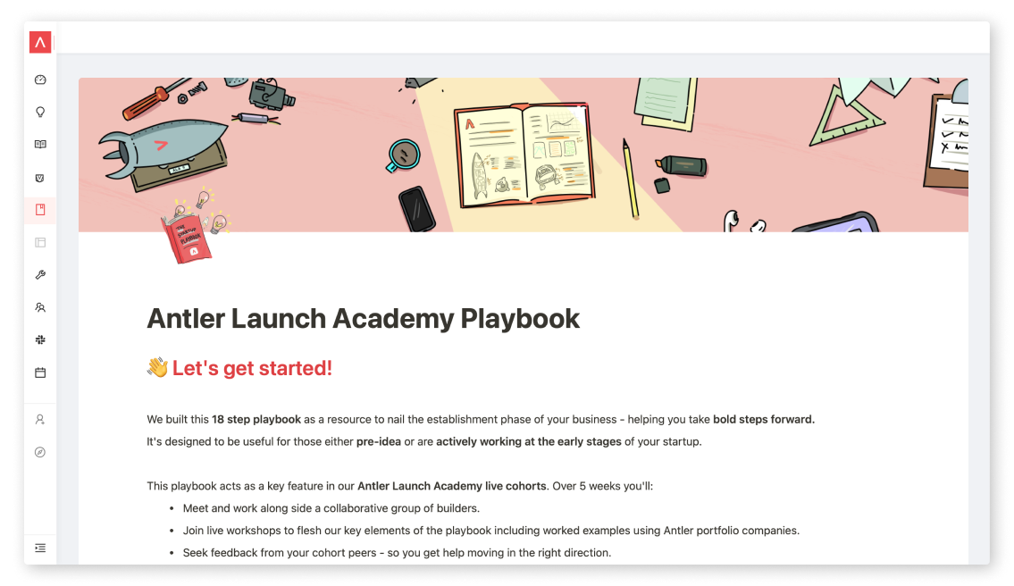 Build Startup Course