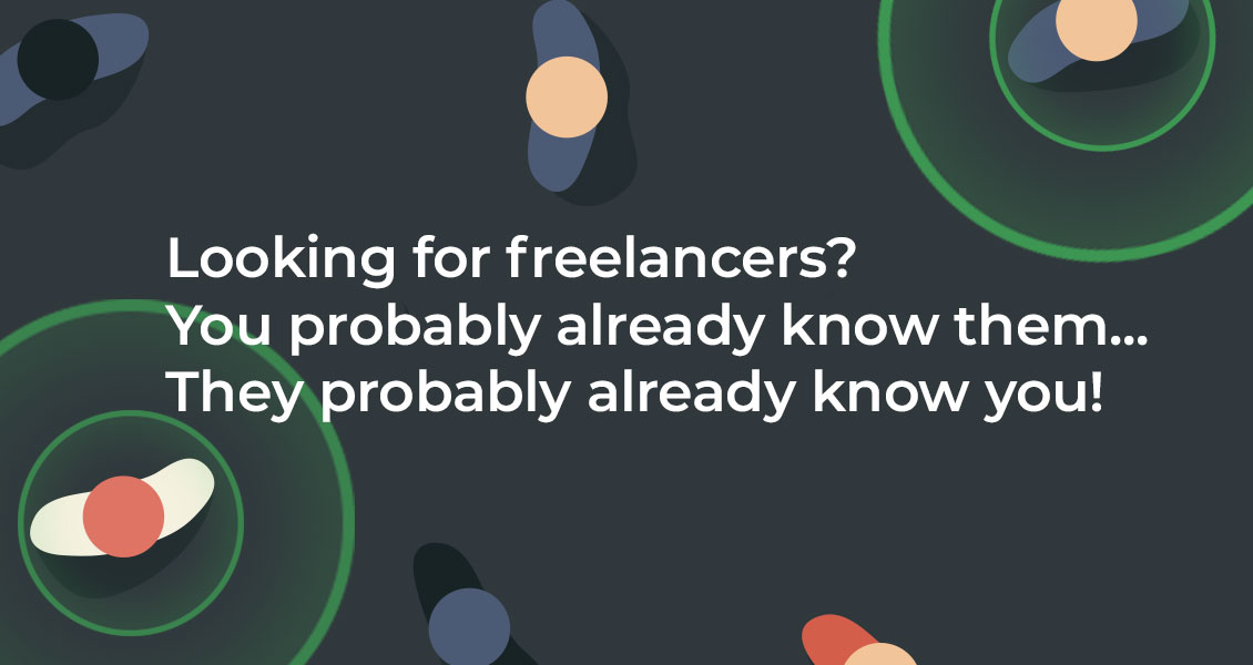 How to grow your freelance roster?