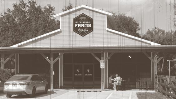 buckingham farms history