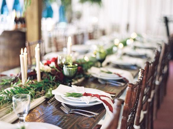 wedding event and holiday venue