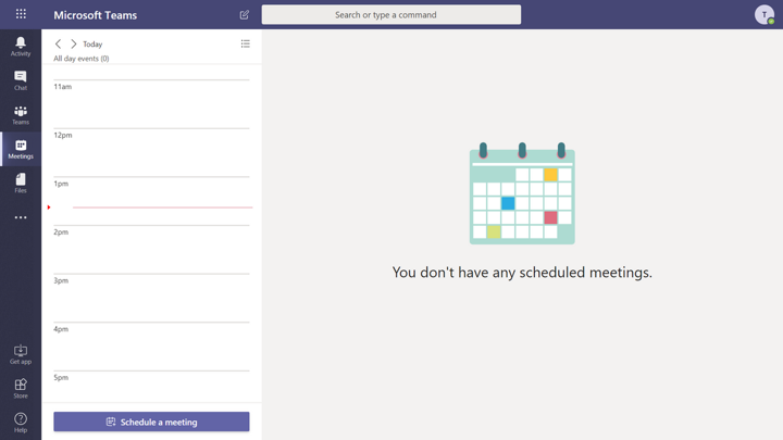 Microsoft Teams Tips and Tricks - Schedule Meetings with Guests