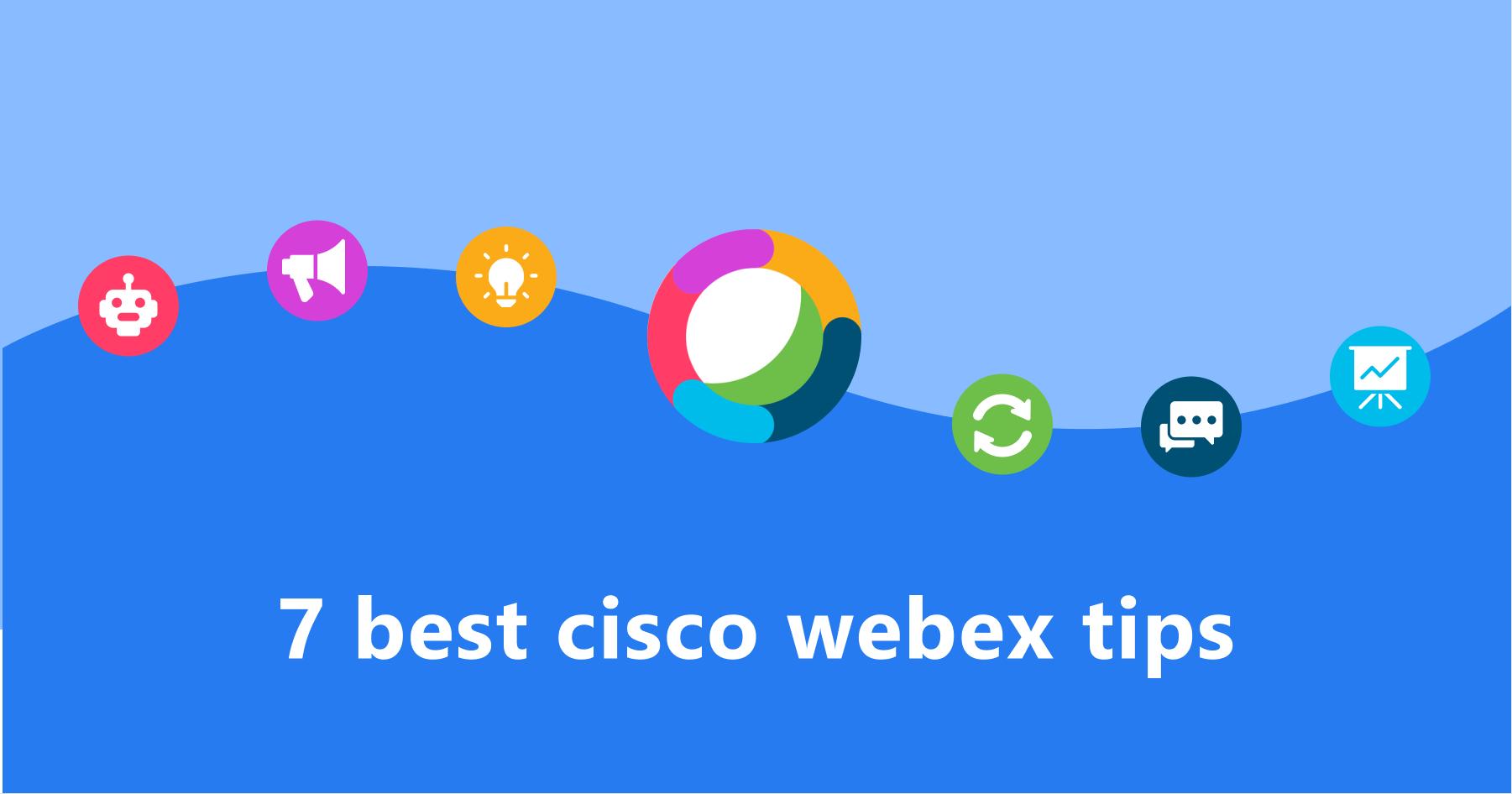 11 Cisco Webex Teams Hacks to Make Your Team More Efficient