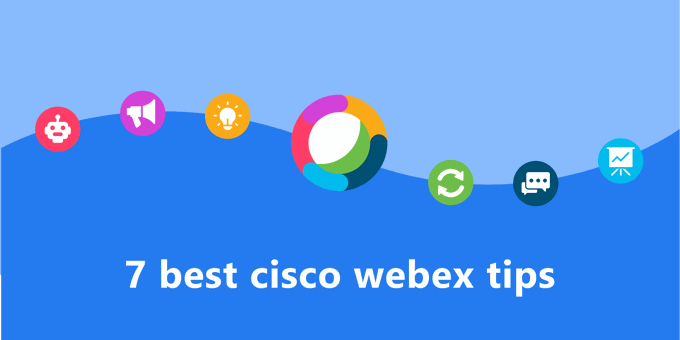 11 Cisco Webex Teams Hacks to Make Your Team More Efficient