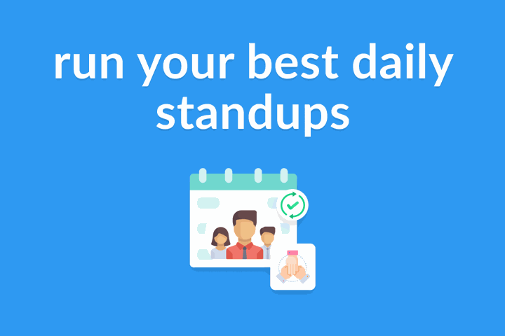 all about daily standup meetings