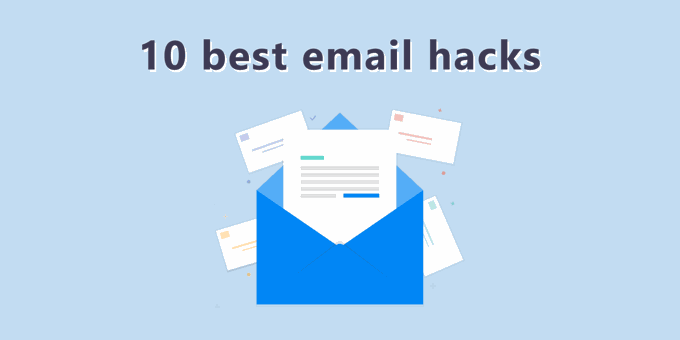 10 Best Email Productivity Hacks
