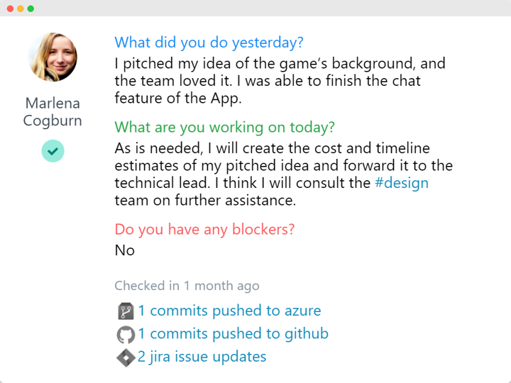 ScrumGenius Getting Started Guide -- Hashtags