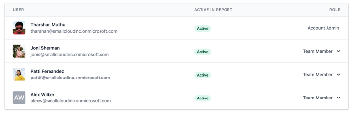 We recently added a new functionality so an Account Admin can import profile photos for all the users that exist in their organization in ScrumGenius.ScrumGenius.
