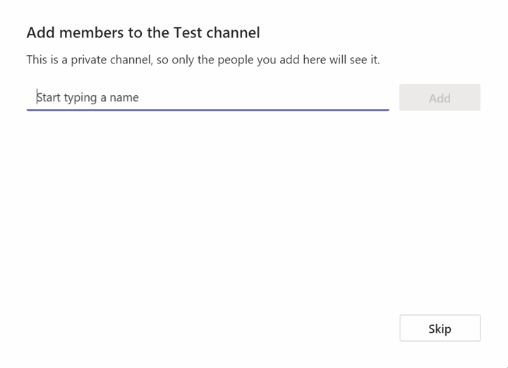 How to Use Microsoft Teams Effectively Guide 3: set up new channel 3