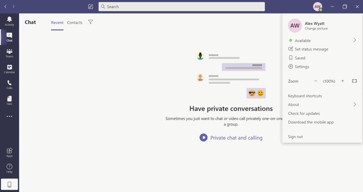 How to Use Microsoft Teams Effectively 2: Setting Up Your Account - Setting Up Your Account